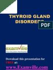 Thyroid Gland Disorders (Examville.com)