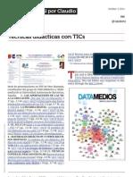 Tecnicas Didacticas con TIC