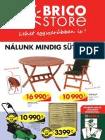 akciosujsag.hu - Brico Store, 2012.05.09-06.03