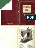 Elna Sewing Machine Manual