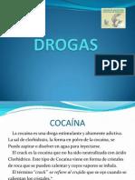 Farmacologia de Las Drogas Adictivas