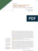 Artigo 5 - Metabolismo do lactato - uma revisão sobre a bioenergética e a fadiga muscular