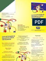 Folder Curso Da OMEP 2012