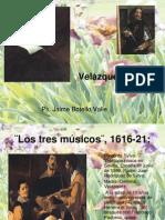 Velázquez. Ps. Jaime Botello Valle
