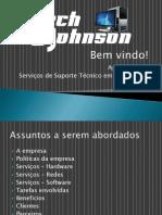Apresentação Tech Johnson