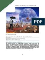 DESARROLLO DE FILOSOFIA DE LA COMUNICACI+ôN 2011
