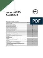 Astra Classic II
