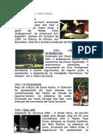 teatromosca - historial