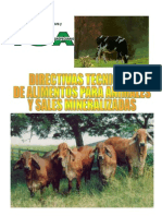 Directivas Tecnicas Ica Alimentos Animales