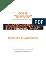 Guide Des Commissions 2007