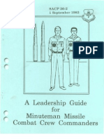 SAC MCCC Leadership Guide