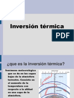 2012-2 Inversión Térmica