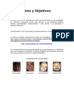 Fines y Objetivos y 4 Administradores de REMAPSE