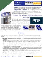 Metermaid Power Meter Brochure