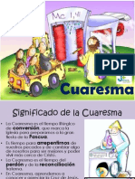 Cuaresma 2012