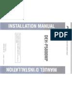 Pioneer DEH-P5800MP Manual