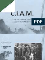 presentacion CIAM