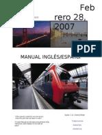 Manual Ingles Espanol