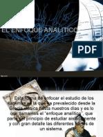 El Enfoque Analitico y Sistemico