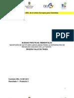 Adopción de actitudes adecuadas para la separación de residuos sólidos en la fuente