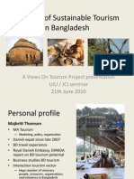 20100621 Prospect of Sustainable Tourism in Bangladesh