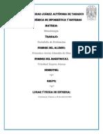 portafolio de metodologia