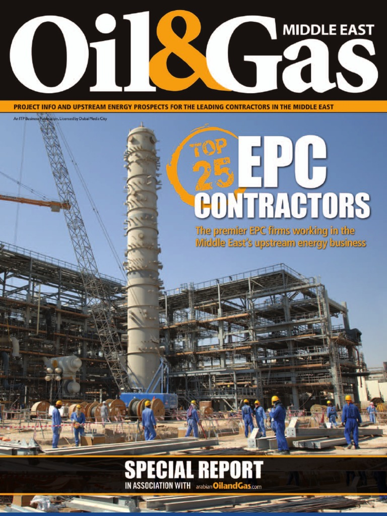 Oil and Gas Contractors | Natural Gas | United Arab Emirates