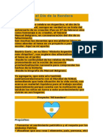 Ideas para el Día de la Bandera Argentina