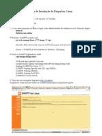 Tutorial Instalar Drupal No Linux