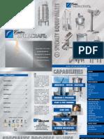 Custom Equipment & Tank Product Guide