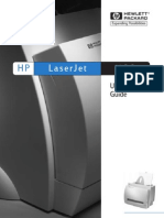 HP Laserjet 1100 Manual