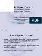 Sept 2007 Motor PWM Drive