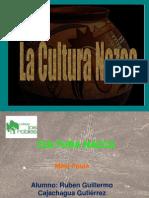 Cultura Nazca exposición Ruben