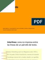 el_interlineado