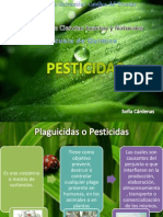 PESTICIDAS ORGANOCLORADOS