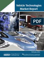 ORNL 2011 Vehicle Technologies Report