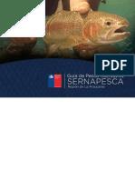 Guia de Pesca Recreativa SERNAPESCA Region de La Araucania