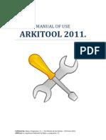 ARKITool 2011 Manual (English)