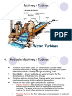 HYDRAUILCS Chapter 4 Turbines