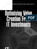 03 Value Creation From IT