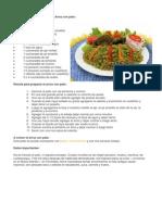 Ingredientes parar preparar el Arroz con pato.docx