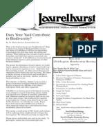 Laurelhurst Neighborhood Association - May 2012 Newsletter