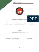 KPD 4033 Kepelbagaian - Ass 1 (Kajian Kes 25%)3