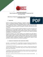 Area Intervención ECI