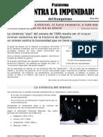 Boletín número 10 de nuestra Plataforma