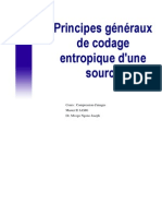Codage Source 1