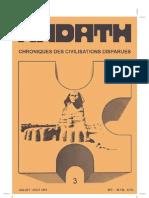Livre Des Civilisations Disparues - Kadath