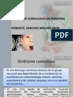 exposicion sindrome convulsivo