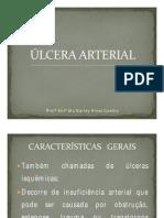 FERIDAS ARTERIAIS E LINFÁTICAS