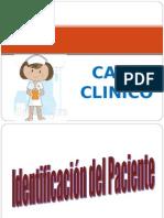 caso clínico Perinatal